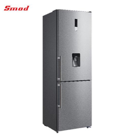 270L Bottom Freezer Double Door Refrigerator with Water Dispenser