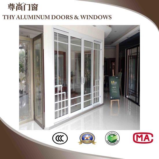 China Aluminum Interior Doors Aluminium Profile China Aluminum
