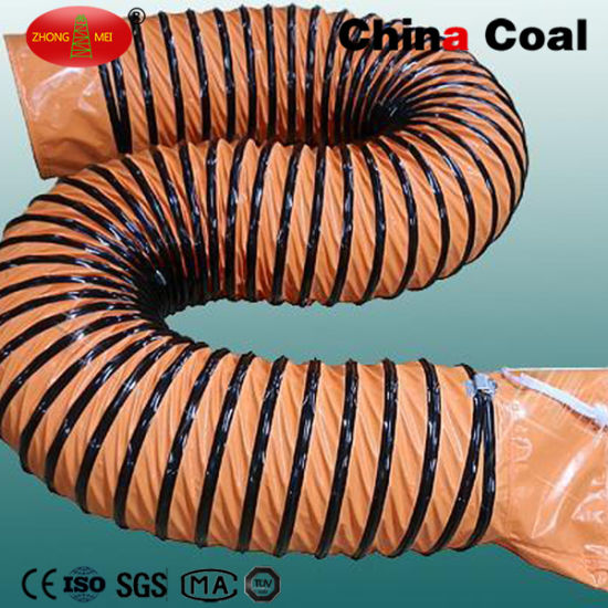 PVC Ventilation Air Ducts for Mining pictures & photos
