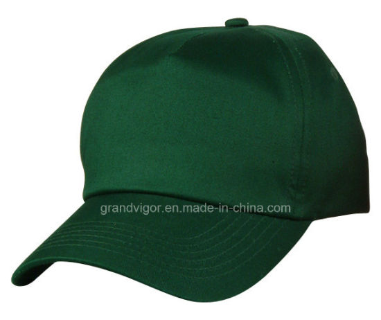 fed98c4d257 China Custom Polyester Promotional Cap with Half Buckram - China ...