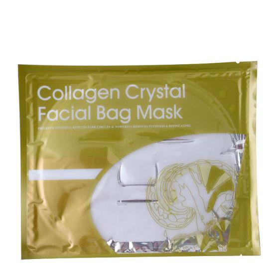 Anti-Wrinkle Moisturizing White Collagen Crystal Facial Mask