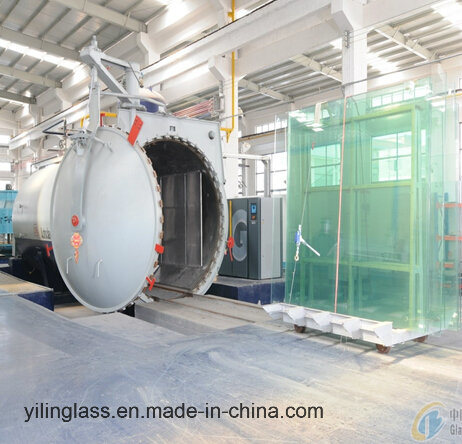 Big Size Laminated Sandwich Glass with Raw Original Float Size 2140X3660, 2440X1830 pictures & photos
