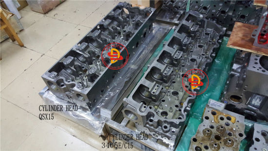 Cummins X15 Head Cylinder (4101455)