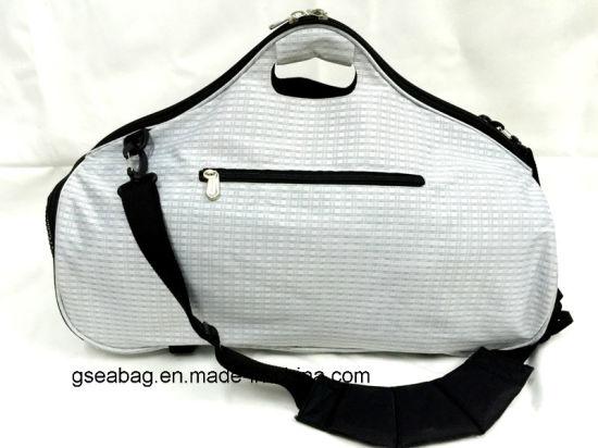 36d25055e4 2019 Weekend Gym Basketball Duffel Luggage Sport Travel Saddle Bag (GB  10002-2)