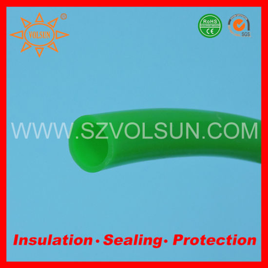 Wholesale Electronic Grade Silicone Rubber Tube pictures & photos