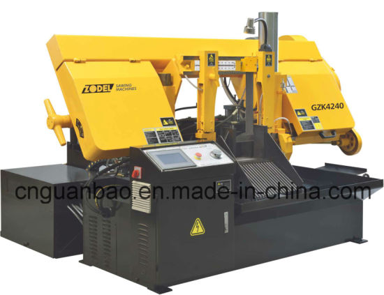 CNC Band Saw Machine Gzk4240 with CE, ISO Certificate pictures & photos