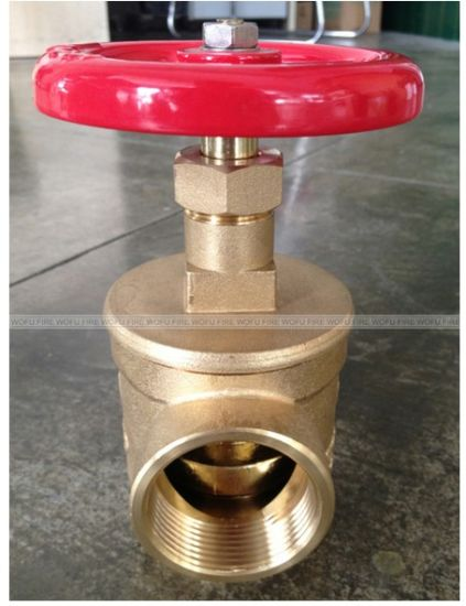 "1.5"" NPT/NPT Angle Valve pictures & photos"
