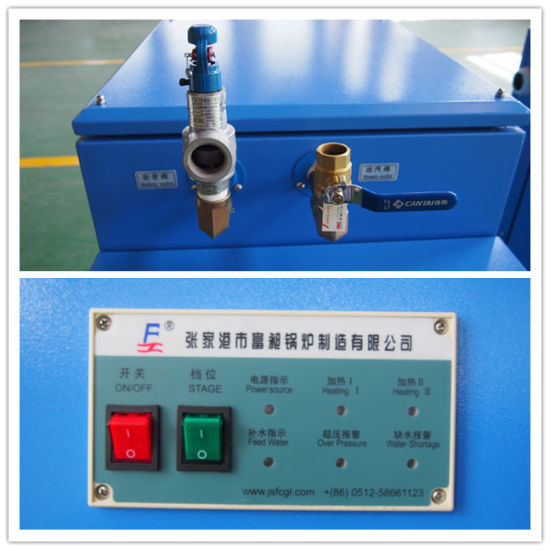 China Residential Electric Steam Boiler with Reasonable Price ...
