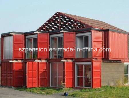 Low Price High Quality Prefabricated/Prefab Mobile House/Villa pictures & photos