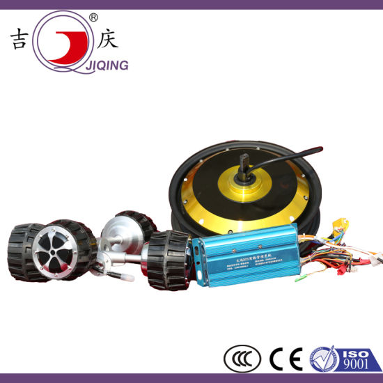 1000W E-Scooter Rear Brushless Hub Motor for Electric Motorcycle pictures & photos