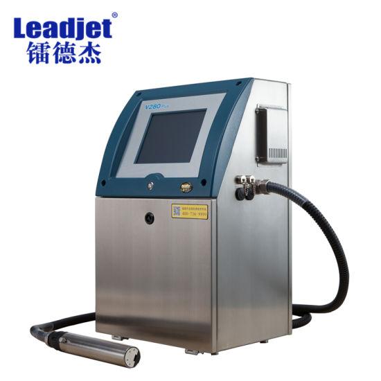 V280 Inkjet Expiry Date Coding Machine
