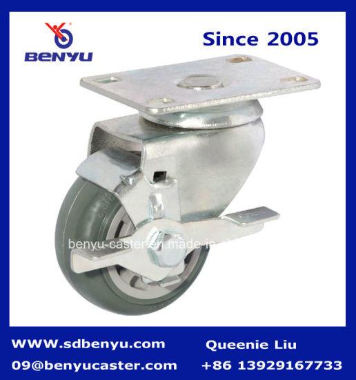 Soft Polyurethane Wheel Roller for Trailer