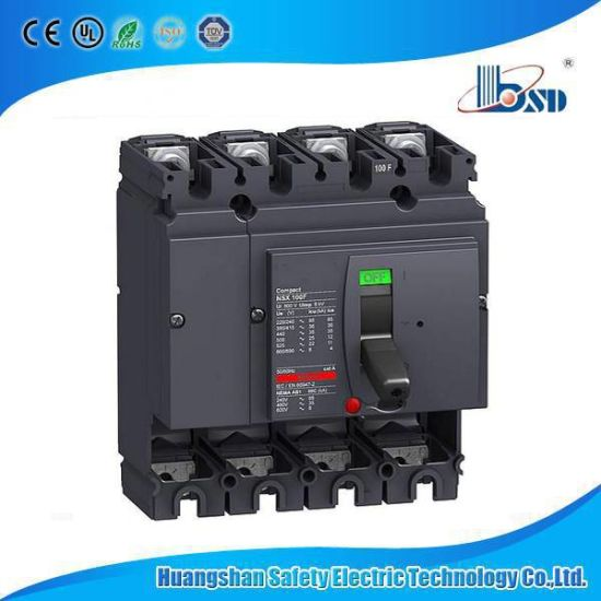 MCCB (Moulded case circuit breaker) ABS/Abe Circuit Breaker pictures & photos