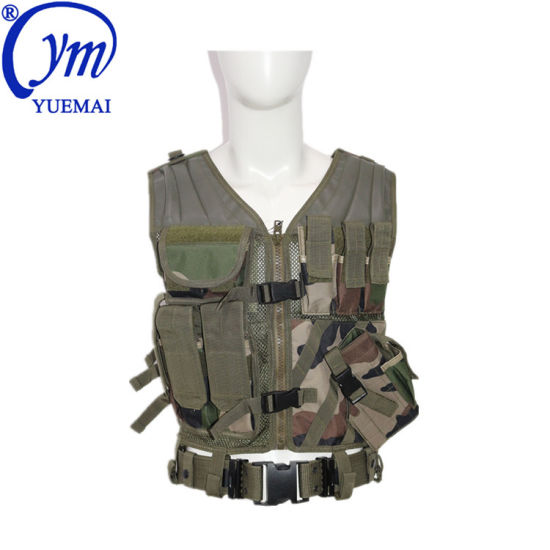 Molle Police Combat Military Tactical Gear Body Armor Bulletproof Vest