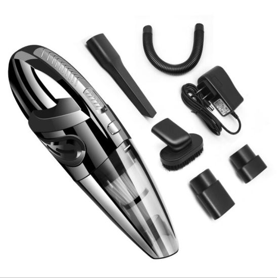 12V Handheld Mini Easy Adjustable Air Car Vacuum Cleaner Car Accessory for Car Wash pictures & photos