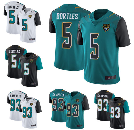 size 40 49d3e c3c6b Jacksonville Blake Bortles Calais Campbell American Football Jersey