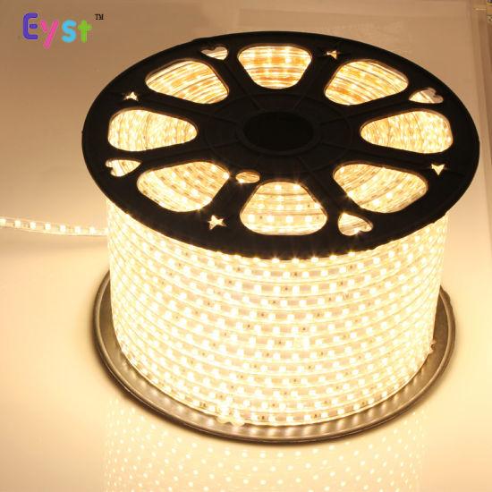 Flexible Holiday Decoratio Project RGB DMX512 5050 14.4W Indoor Waterproof LED Strip Light