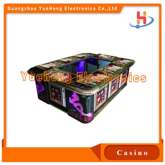 King Treasure Ocean King Dragon King Fish Game Machine for Bars