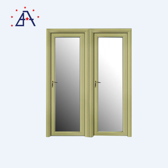 Hot Sale Aluminium Casement/Sliding Soundproof Window with Double Tempered Glass for Building Project
