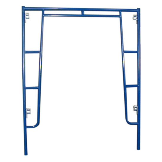 ANSI Certified Building Material/Construction High Quality Galvanized Scaffold slide Lock Walk Thru Frame (CSWTSL)