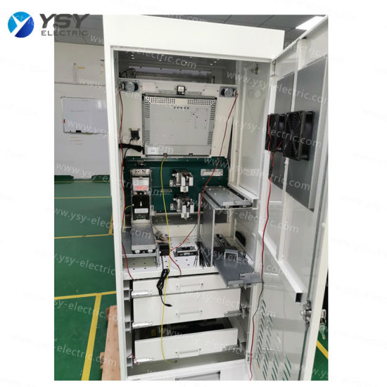 Assembled Large Size Metal Enclosure Electrical Enclosure