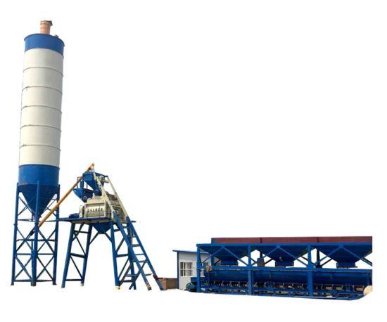 Construction Equipment Concrete Mixing Batching Plant