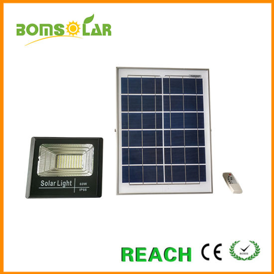 Best Solar Energy Security Lights 25w 40w 60w 100w With Remote Controller
