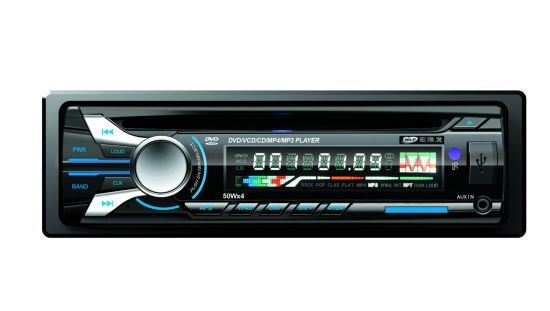 One DIN Car DVD Player with DVD/USB/FM/SD/Aux in pictures & photos