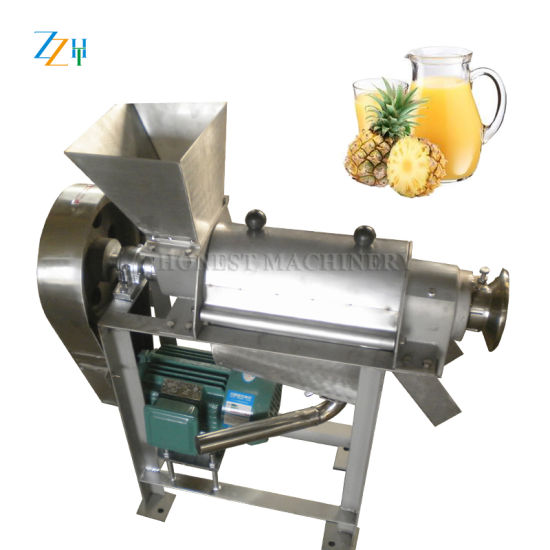 Industrial Stainless Steel Automatic Electric Fruit Lemon / Orange Juice Extractor pictures & photos