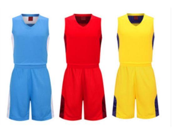 57b1cc16b China Women Simple Design Short Sleeve Basketball Jersey - China ...