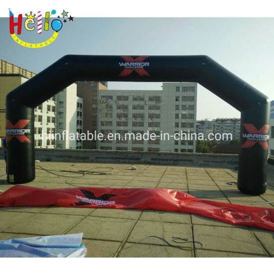 Large Outdoor Party Event Inflatable Advertising Entrance Archway