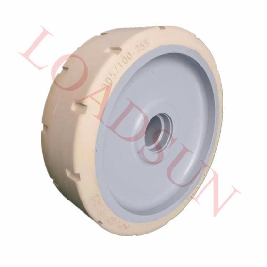 305/100-255 Non-Marking Solid Scissor Lift Tyres