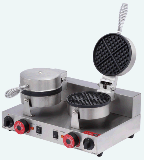 Commercial Mini Waffle Maker Machine/Waffle Making Machine pictures & photos