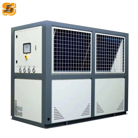 Wholesale Price Ce Standard Plastic Industry Air Cooled Industrial Chiller