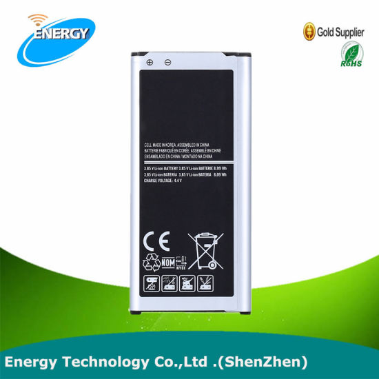 Newest Mobile Phone Battery for Samsung G900, I9600 D9006 D9008 Galaxy S5 Battery Eb-Bg900bbc