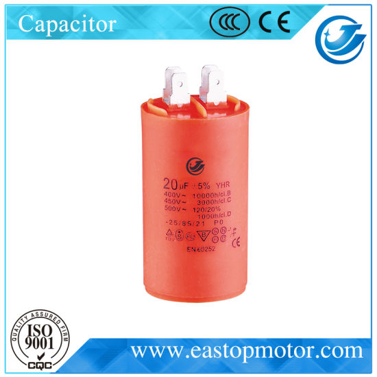 Cbb60 Series Electrolytic Capacitor for Pumps pictures & photos