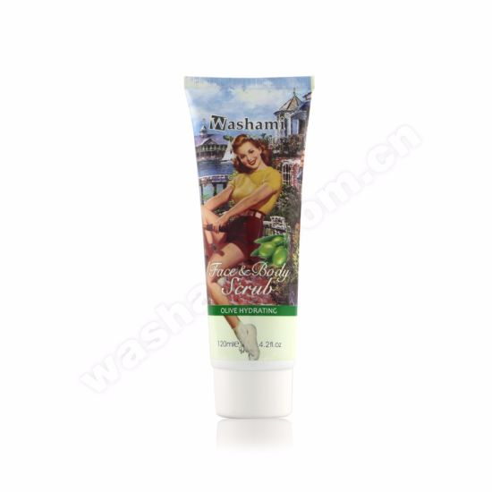 Washami Skin Care Sexy Face & Body Scrub Gel pictures & photos
