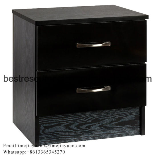 Night Table with Wood Doors Home Furniture Bedroom Furniture Nightstand
