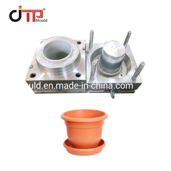 Customized Plastic Factory Professional Injection Flower Pot Mold