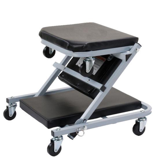 Seat Shop Garage Tool Work Auto Mechanic Chair Creeper Mechanics Car Cart Stool