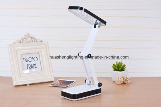 LED Foldable & Chargeable Desk Lamp pictures & photos