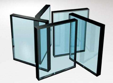 Energy Saving Vacuum Insulated Glass/Skylight Triple Double Glazing Glass Standard Sizes