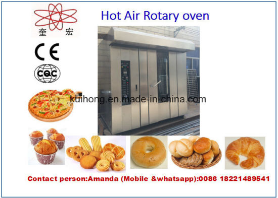 Kh 50/100/200 Hot Sale Electric Bread Oven pictures & photos