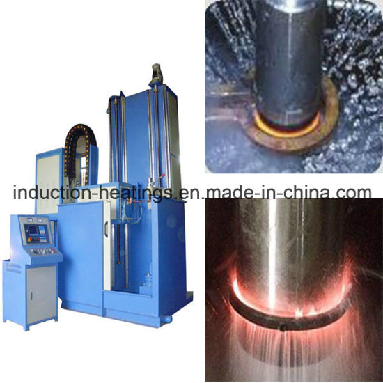 CNC Induction Heating Hardening Machine for Pipe Bending pictures & photos