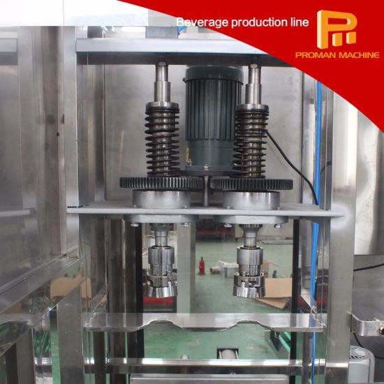 Factory Manufacture Full Automatic Mineral Water Filling Machine for 5L 10L pictures & photos
