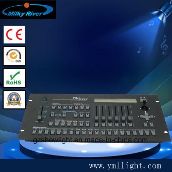 Hotsale DMX512 Controller Moving Head Light LED PAR Light Control / Pilot  2000 DMX Controller / Pilot DMX Controller