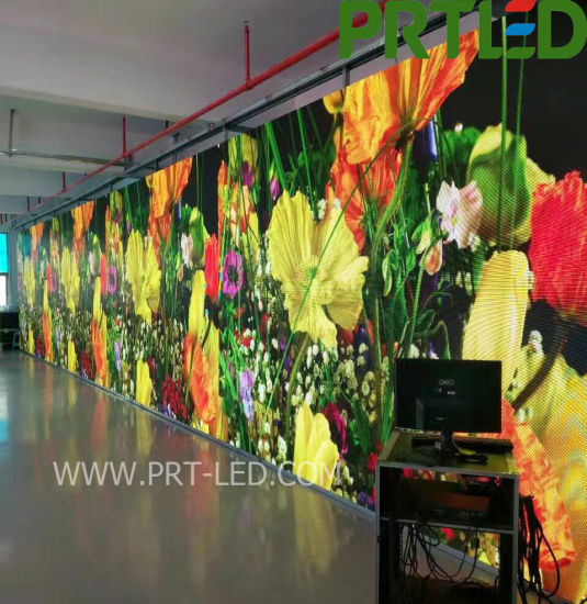 Popular Die-Casting Outdoor SMD Rental LED Screen of Pixel 4.81mm, 6.25mm pictures & photos