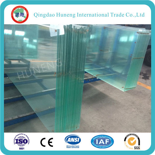 8mm-10mm Building Glass Constraction Clear Float Glass pictures & photos
