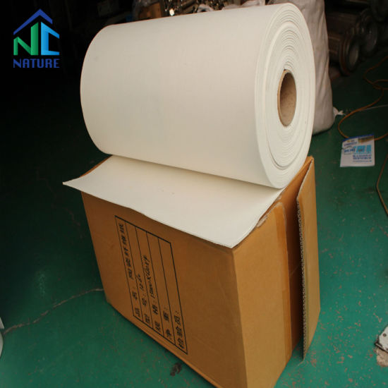 Thermal Insulation Refractory Material Ceramic Fiber Paper for Ovens pictures & photos
