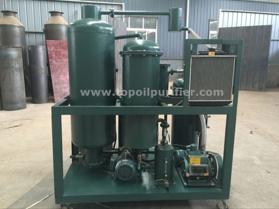 Waste Hydraulic Oil Compressor Oil Lubricant Oil Purifier Machine (TYA-200) pictures & photos